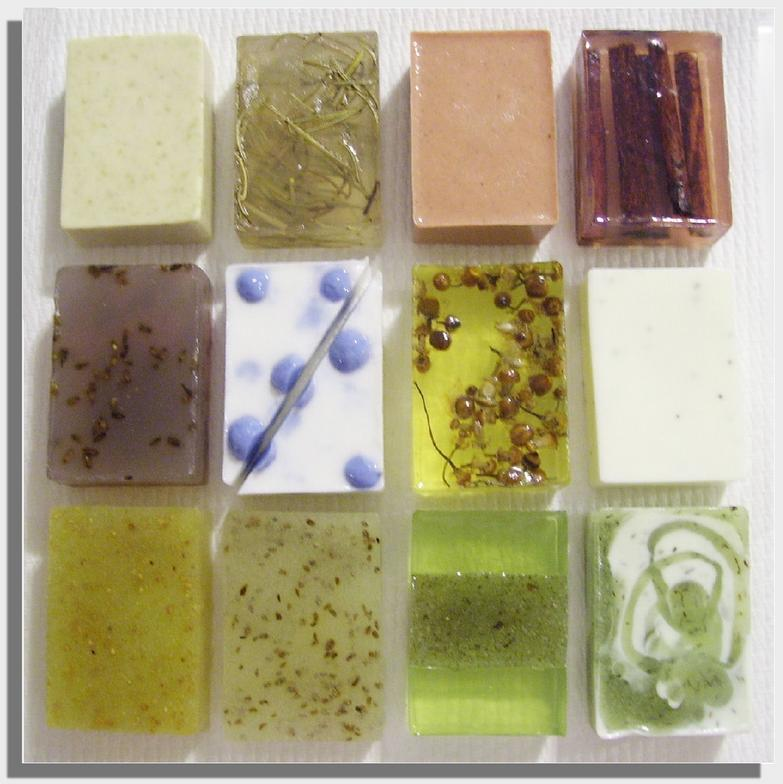 "HERBAL ADDITIVES IN ""UNCONTAINED SPACE"" COOKIE CUTTER BARS"