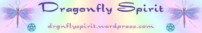 Follow on TWITTER @Drgnflyspirit !