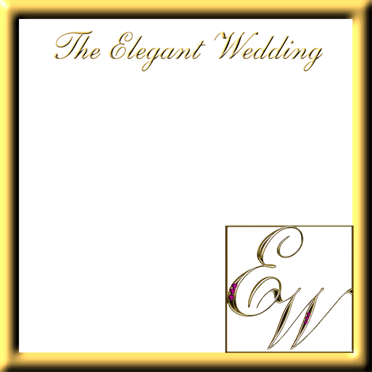 Follow on TWITTER @elegantwedding3 !