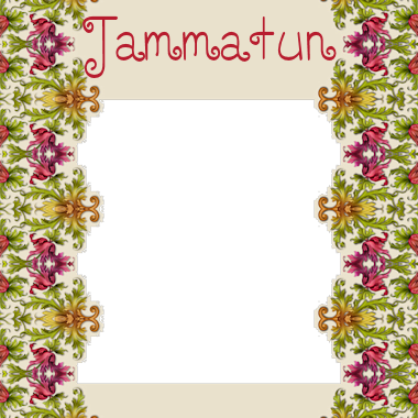 Follow on TWITTER @jammatun !