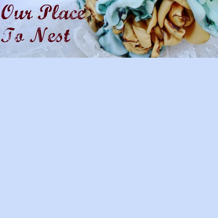 Follow on TWITTER @OurPlaceToNest !
