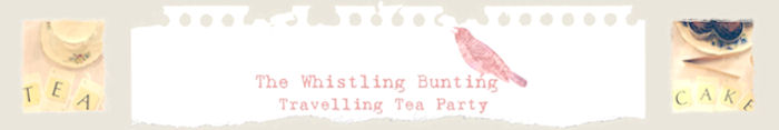 Follow on TWITTER @whistlingbuntin !