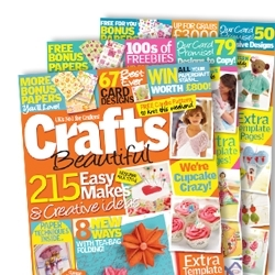 Follow on TWITTER @craftsbeautiful !