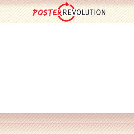 Follow on TWITTER @PosterRev !