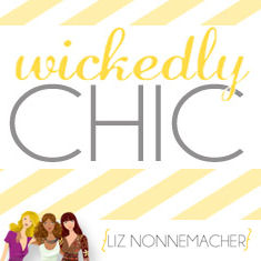 Follow on TWITTER @wickedlychic !